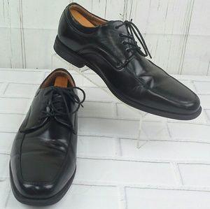 Nunn Bush 81058 Men's Oxfords Size 12W Apron Toe